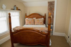 The Hayloft Suite Bedroom