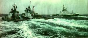 tugboat race