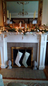 One of Our Many FIreplaces
